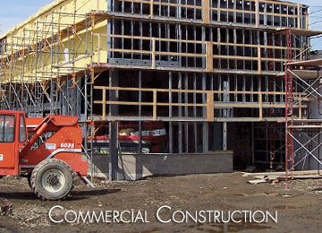 Commercial Construction by Sickles Corp.